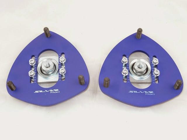 Camber Plates MITSUBISHI LANCER EVO 7 8 9 02-07 - GRUBYGARAGE - Sklep Tuningowy